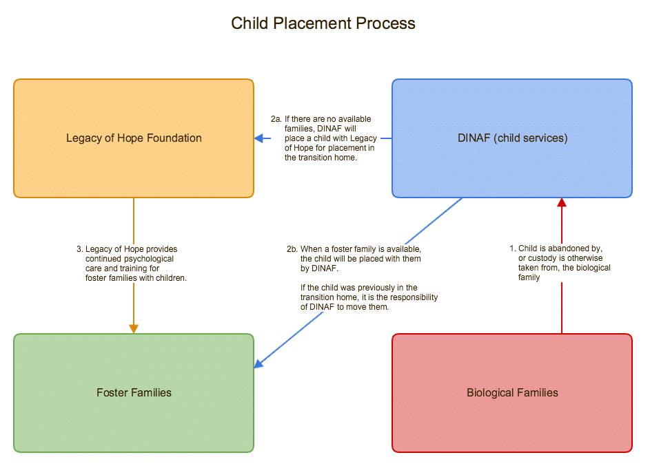 foster care - child placement process