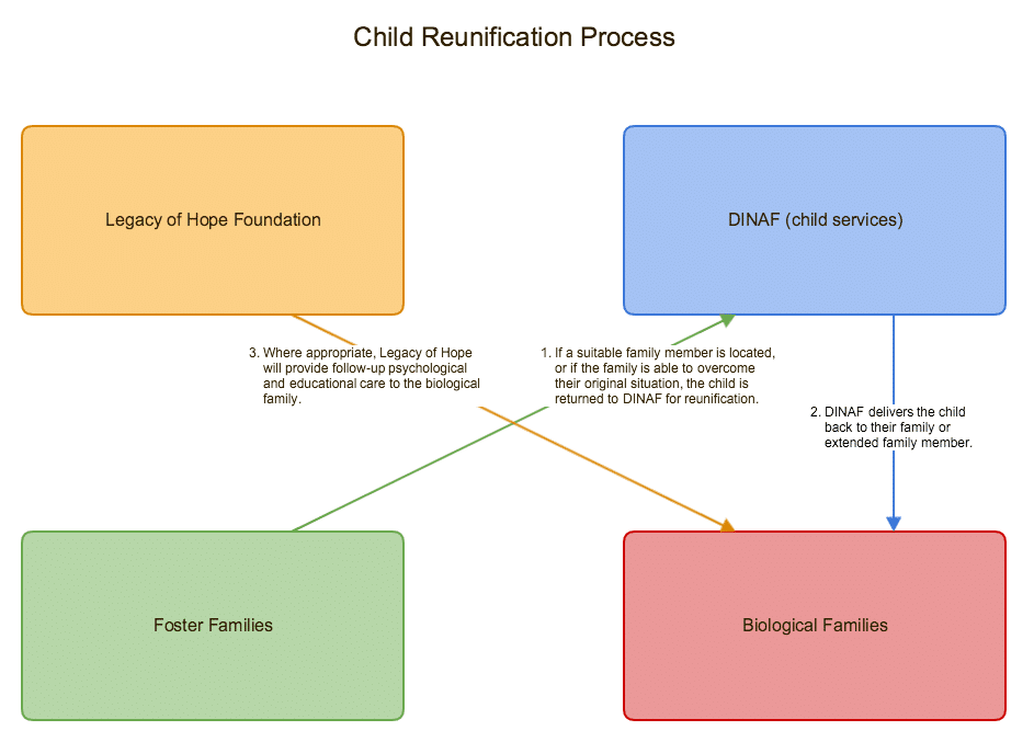 foster care - child reunification process