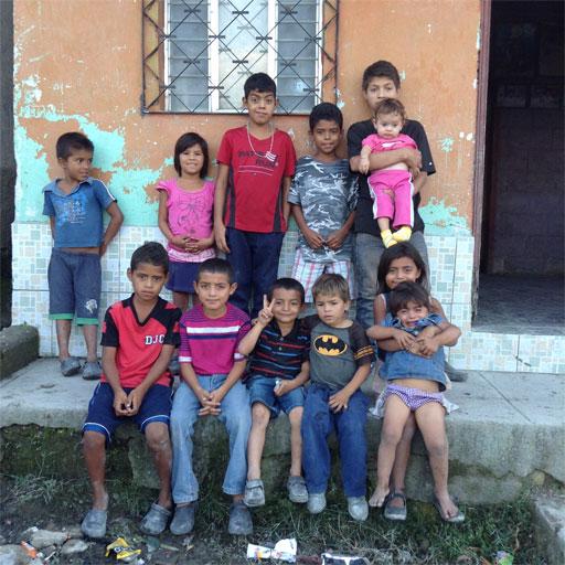 Hernandez Aguilar Family