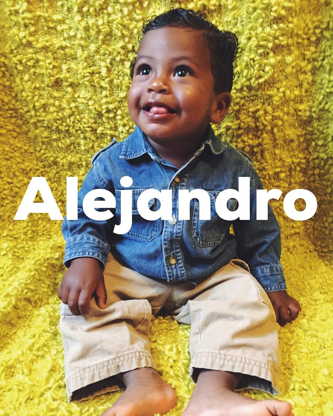 This week we will be featuring a baby from the Transition House each day, check us out on Facebook to find out fun facts about Alejandro!  @ legacyofhopefoundation