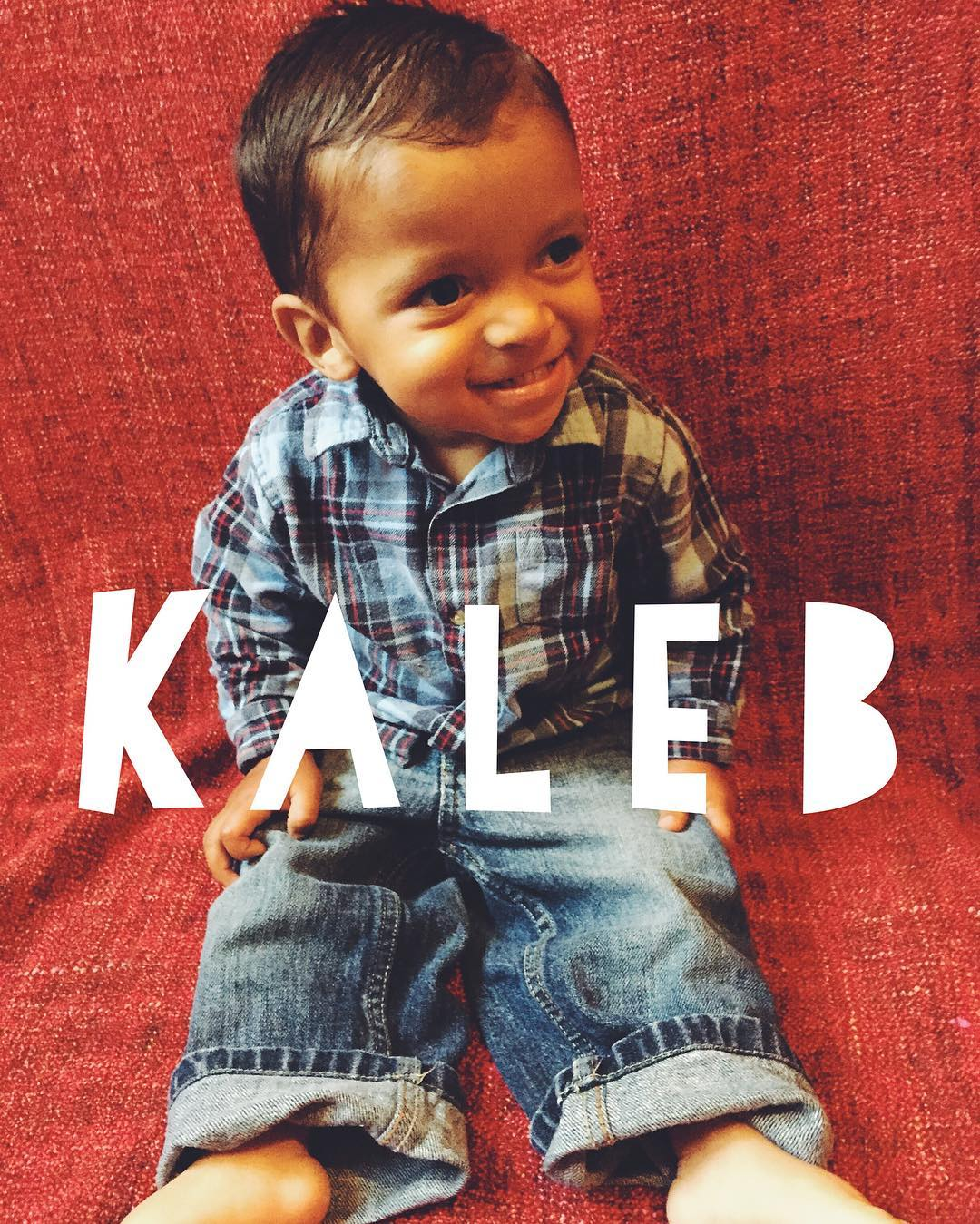 Today we have Kaleb!  Kaleb's favorite food is bananas and he loves to play with blocks. Kaleb eats more another other baby in the transition and most of the time he even eats more than Rachel! Kaleb is a ladies man as he is always giving hugs and kisses. We love this little guy and he is such a blessing to our ministry. Like us on Facebook to see more about the Transition House?