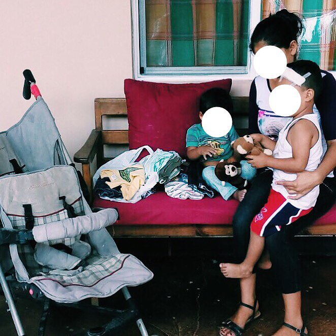 Today Legacy of Hope Foundation was able to support a young mother who has survived domestic abuse.  We were able to donate a double stroller, clothing and toys.  These will help her as she begins her new life selling tortillas around the city to support her children.  We are proud to help strengthen Honduras families. ~ A safe and loving family for every child ~